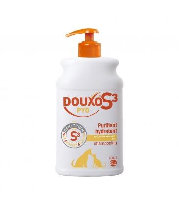 Douxo S3 pyo shampooing - Flacon de 500ml