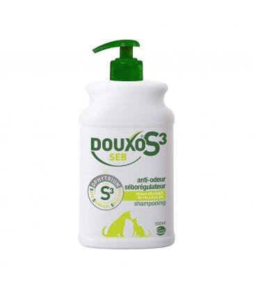 Douxo S3 seborrhee shampooing - Flacon de 500ml