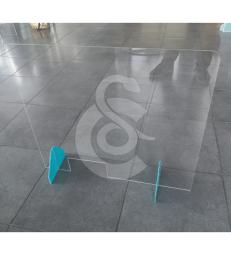 Ecran Protection Plexiglass Transparent