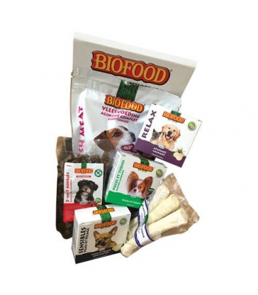 Kit de découverte Biofood