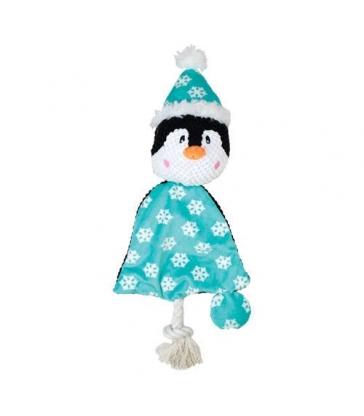 Peluche Triangle Pingouin 48 cm