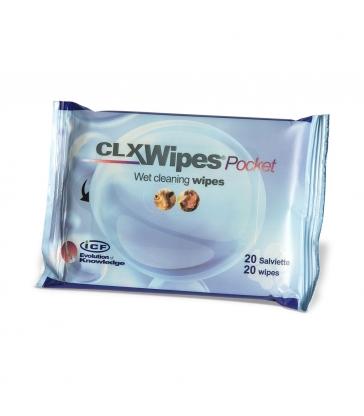CLX WIPES-Sachet de 20 lingettes