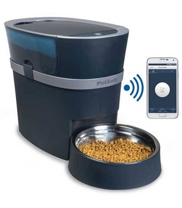 Distributeur de nourriture Smart Feed 2.0 Petsafe
