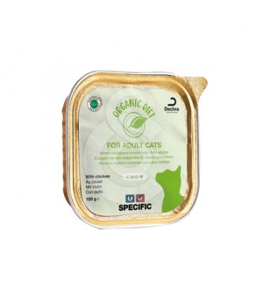 Specific F-BIO-W Organic Chicken
