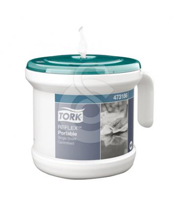 Distributeur d'essuie-tout Portable Tork Reflex