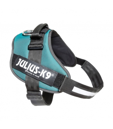 HARNAIS JULIUS IDC POWER BLEU PETROLE Taille 3