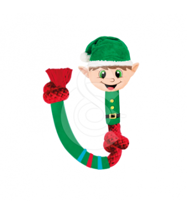 Kong Holiday Occasions Rope Elf