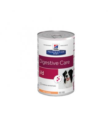 Canine I/D Digestive Care Activ Biome+ Dinde Boîte