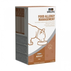 SPECIFIC FDW FOOD ALLERGY