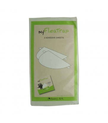 FEUILLE ADHESIVE MY FLEATRAP