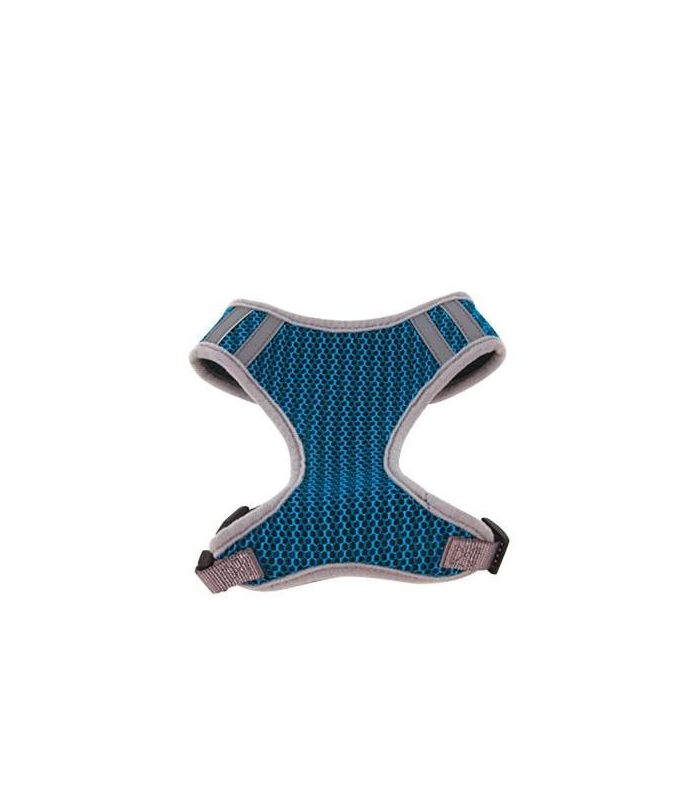 Harnais Tee-Shirt Mesh Bleu