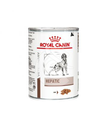 Dog Hepatic Boîte