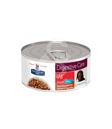 Canine I/D Digestive Care Stress Mini Mijotés P. & Lé. Boîte