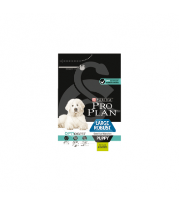 Dog Large Robust Puppy Sensit. Digestion Optidigest Agneau
