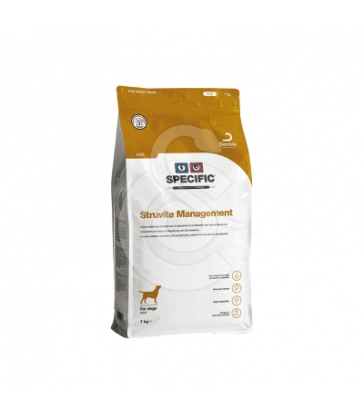 Specific CCD Struvite Management