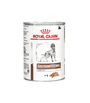 Dog Gastro Intestinal Low Fat Boîte