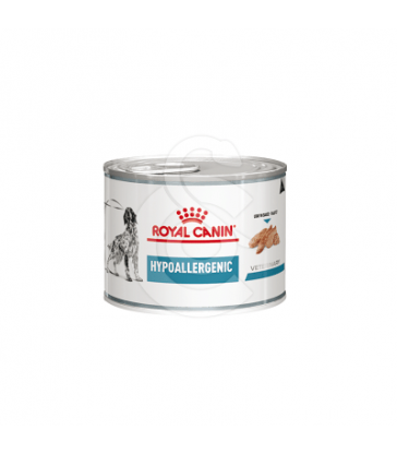 Dog Hypoallergenic Mousse Boîte
