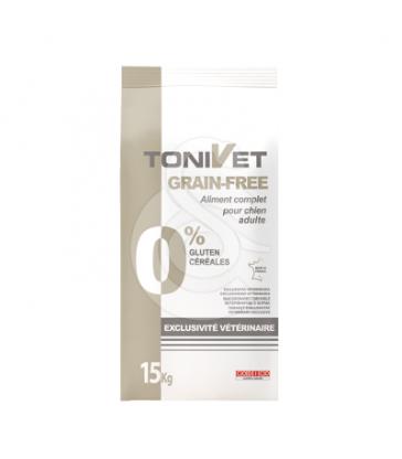 Tonivet Chien Sans Céréales