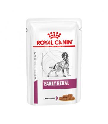 Dog Early Renal Sachet repas