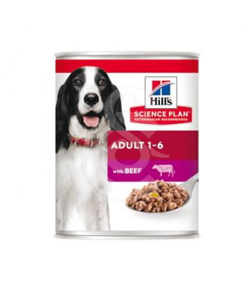 Canine Adult Boeuf Boîte