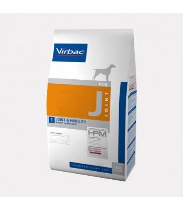 VIRBAC VET HPM CHIEN J1 Joint & Mobility Sac de 12 kg