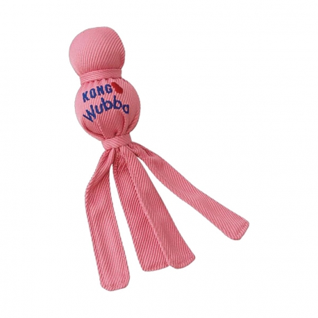 JOUET KONG PUPPY WUBBA SONORE Taille S