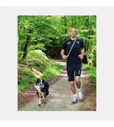 Laisse jogging 1.80 mètre