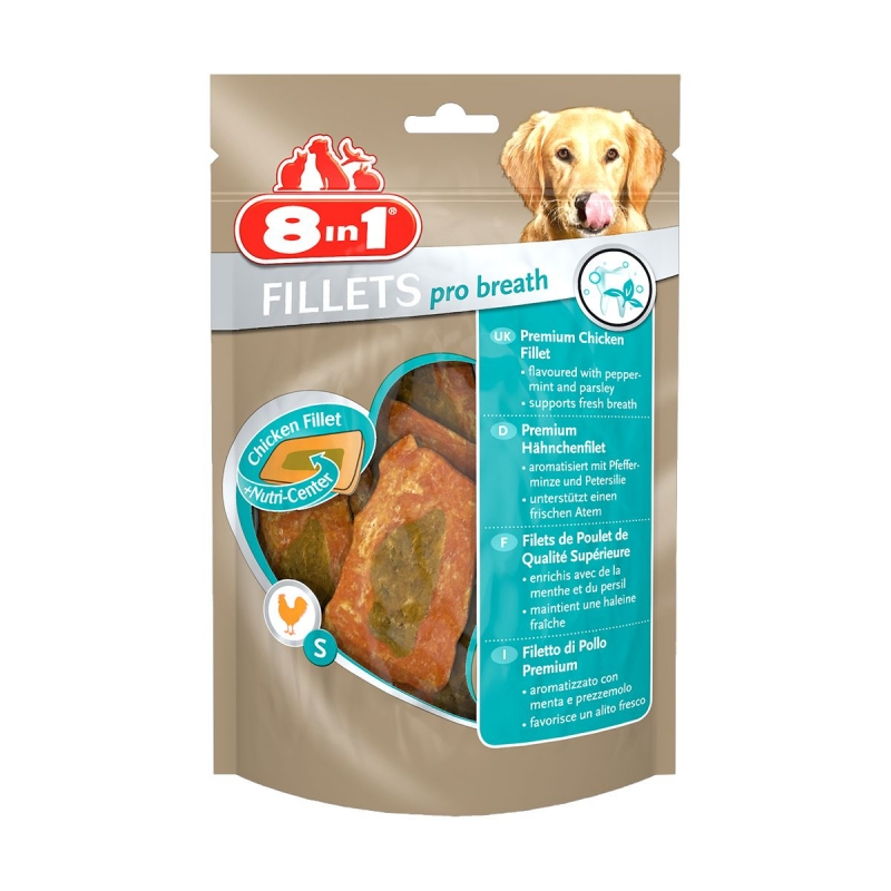 FILET POULET PRO BREATH