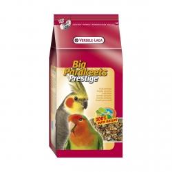 Big Parakeets Prestige - Grandes Perruches - Sac de 1 kg