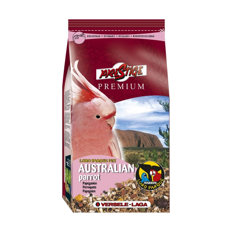 Prestige Loro Parque Australian Parakeet Mix - Sac de 1kg