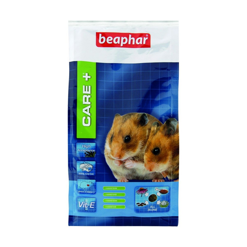 Care + Hamster - sac de 250g