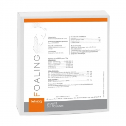 Lencare Foaling - 6 seringues