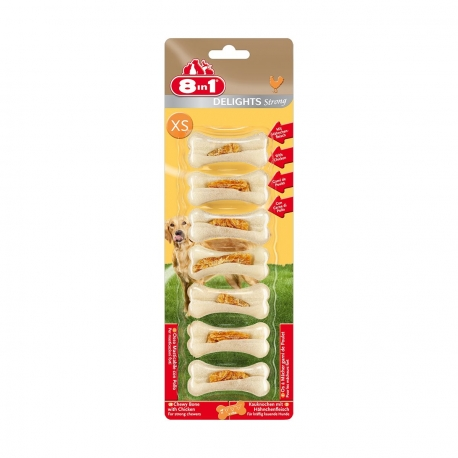OS FERME 8in1 Delights Strong L
