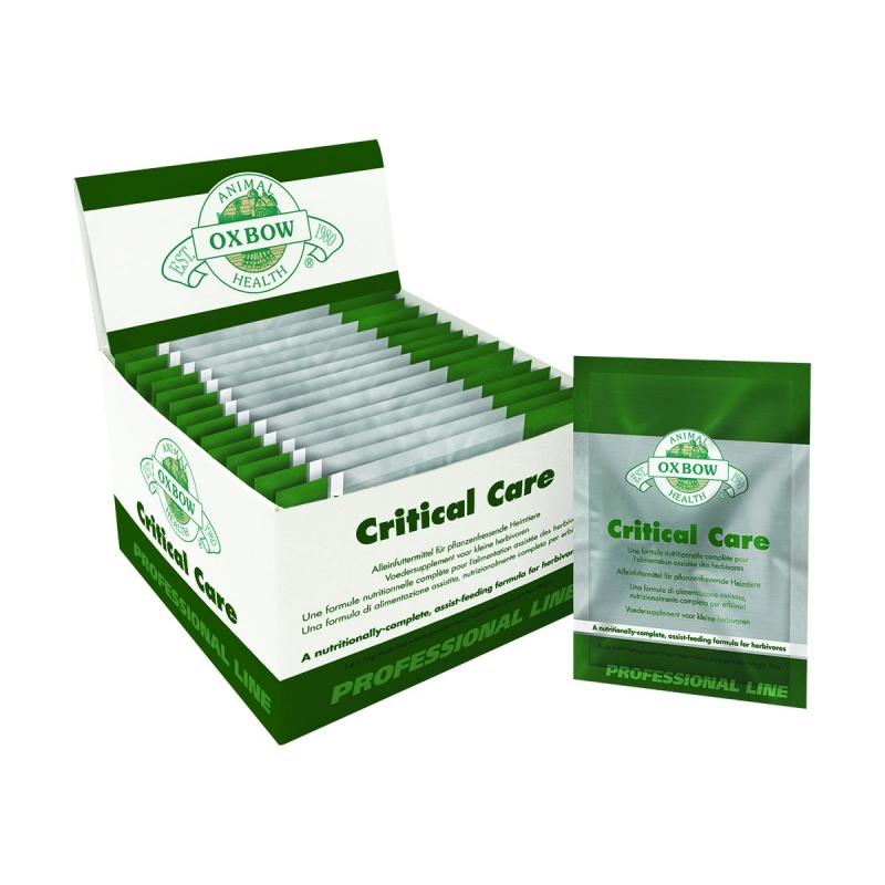 OXBOW Critical Care - 14 sachets de 36g