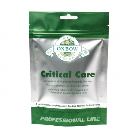 OXBOW Critical Care - Sachet de 141g