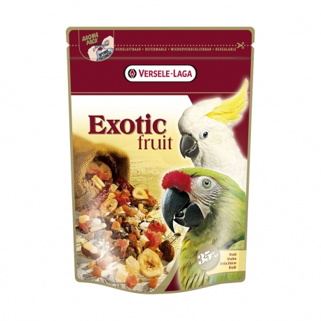Exotic Fruit - Sac de 600g