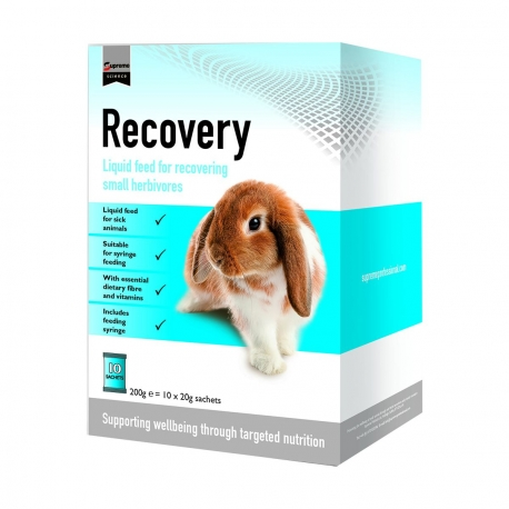 Science Recovery - 10 Sachets de 20g