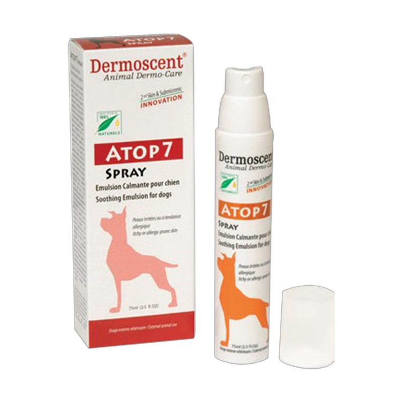 Dermoscent Atop 7 Spray - Spray de 75ml