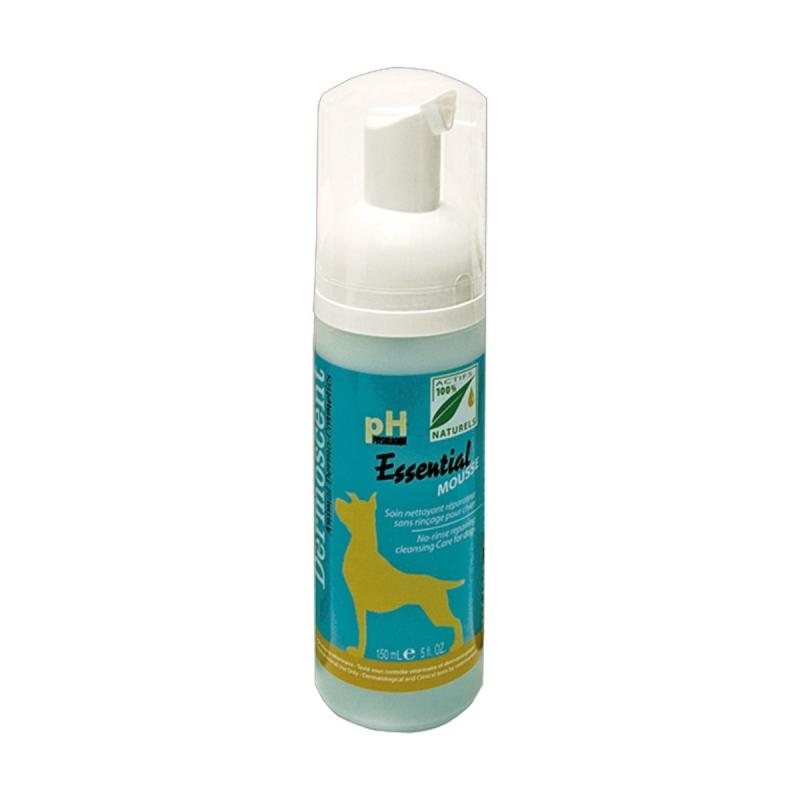 Dermoscent Essential Mousse chien - Flacon de 150ml
