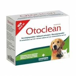 Otoclean - Boite de 18 doses unitaires