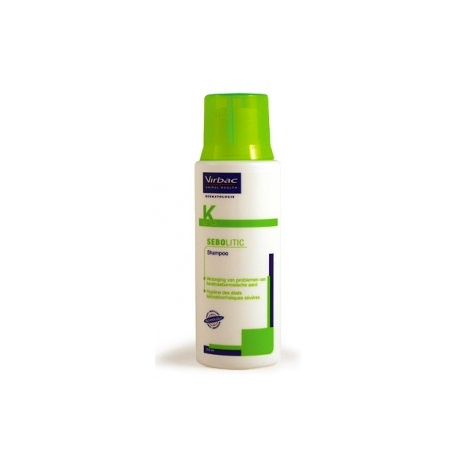 K SEBOLYTIC - Shampooing dermatologique