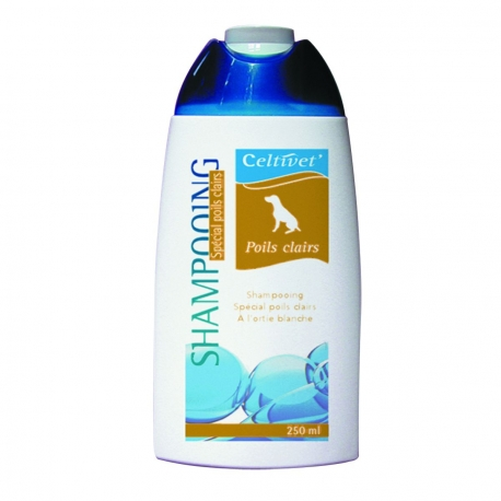 SHAMPOING POILS CLAIRS 250 ml