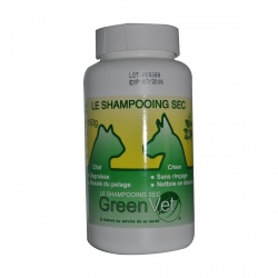 SHAMPOOING SEC CHIEN-CHAT 150 GR