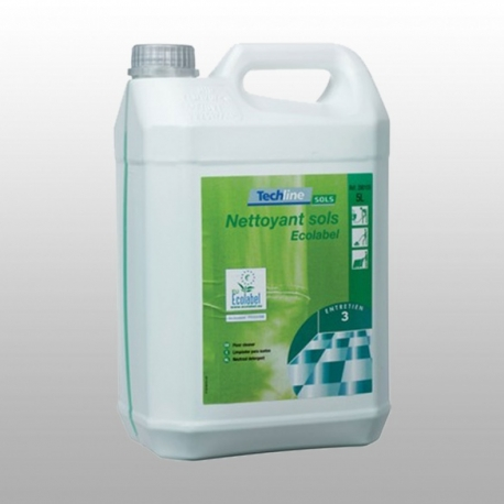 NETTOYANT SOL ECOLABEL 5L