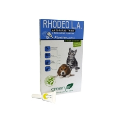 RHODEO L.A CHIOT/CHATON 4X0.375 ML