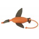 DUMMY CANARD Small : Couleur:orange/kaki