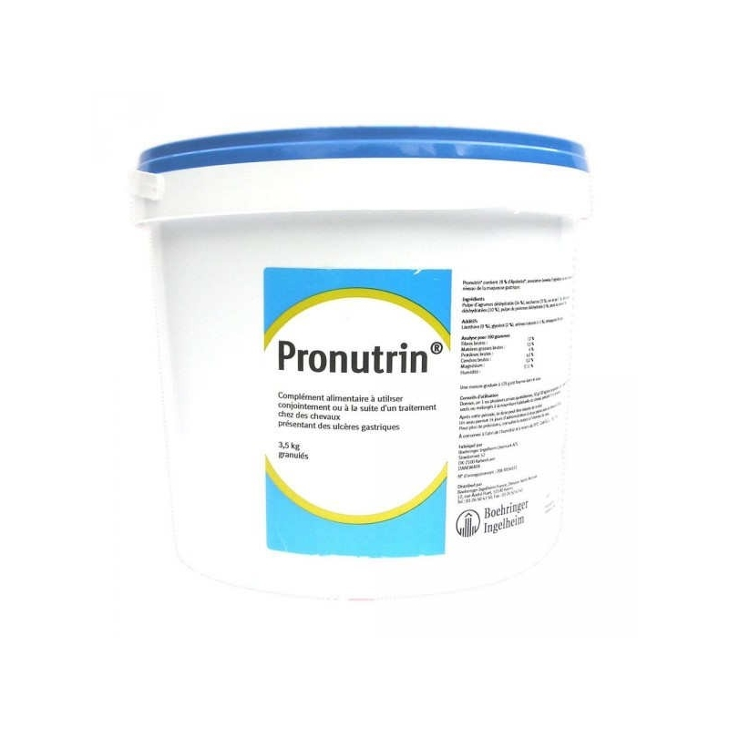 PRONUTRIN - Seau de 3,5kg