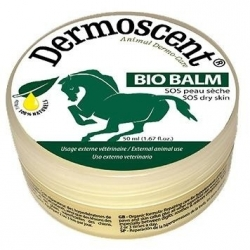 Dermoscent BIO BALM pour cheval - Pot de 200ml
