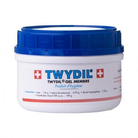 TWYDIL GEL MEMBRE - Pot de 250 G
