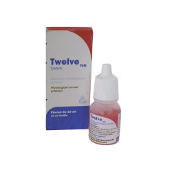 TWELVE TVM - Boîte de 1 flacon de 10 ml